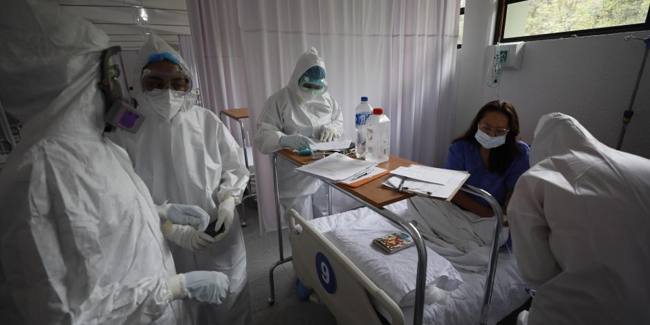 Estado de México-pandemia