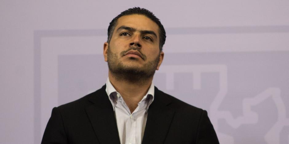 Omar García Harfuch