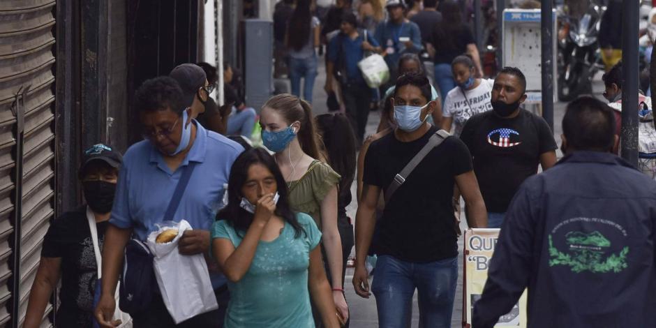 Pandemia en el mundi
