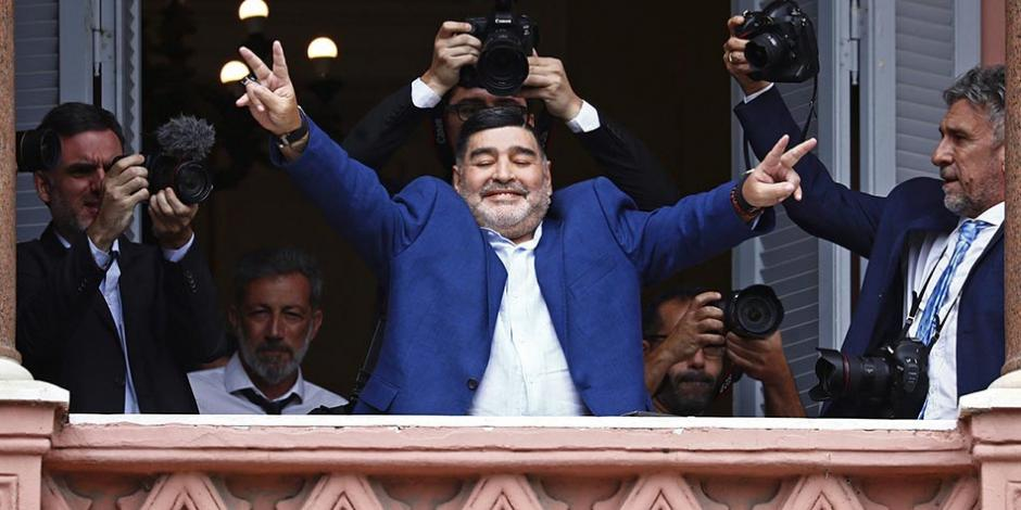 Maradona-Espana-Seleccion-Nacional