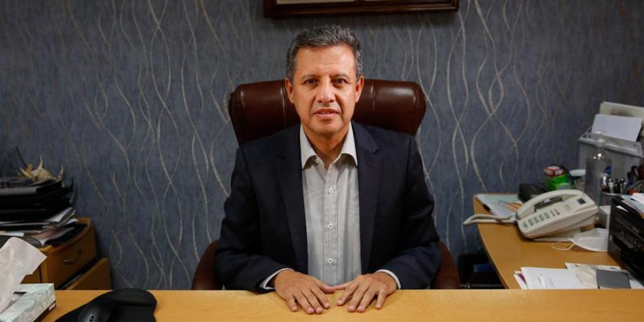 Secretario de Salud de Querétaro