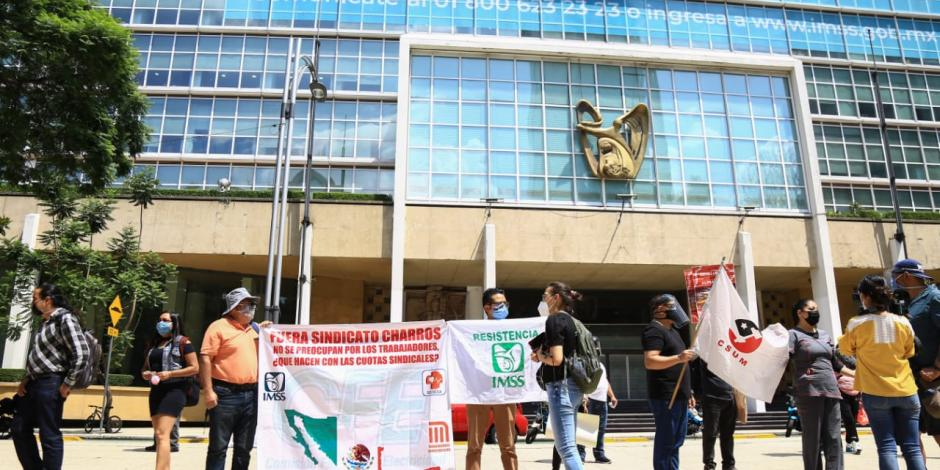 Salud, protesta