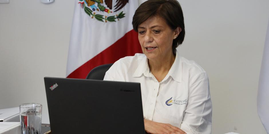 Blanca Juárez Cisneros, Conagua