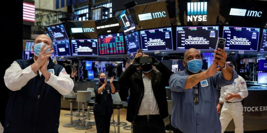Wall Street-Empelo-Departamento del Trabajo-COVID-19-Coronavirus-Economía-Estados Unidos-Mercados-BMV