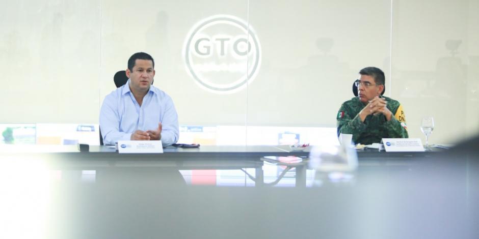 seguridad Guanajuato