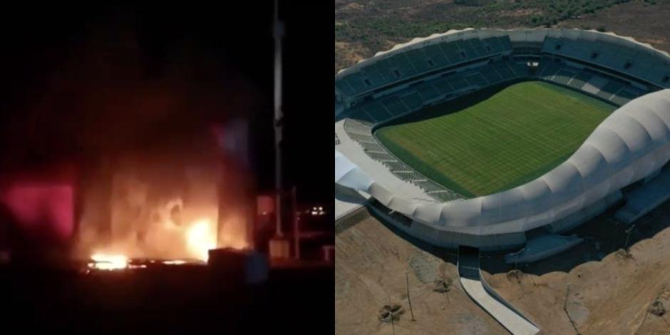 Estadio del Mazatlán
