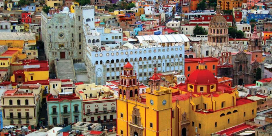 Guanajuato turístico
