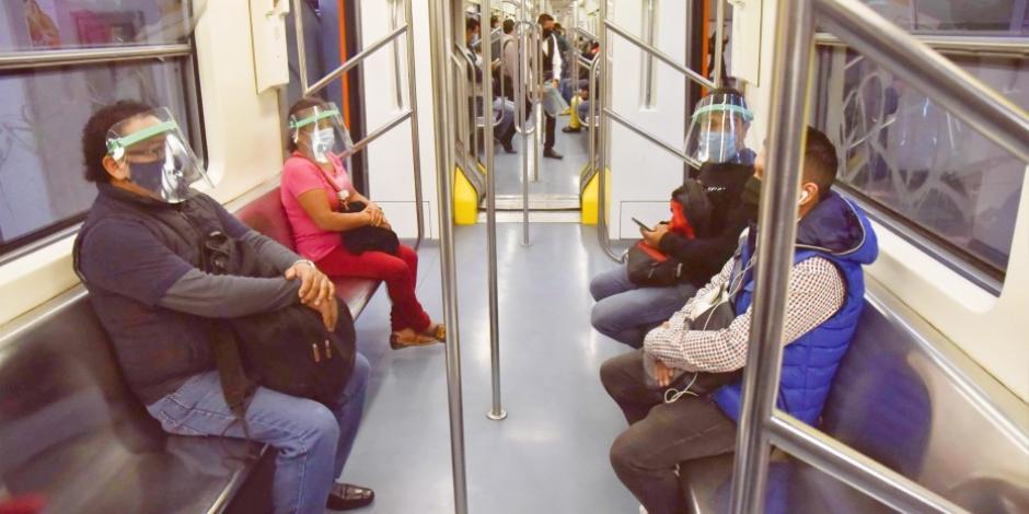 Metro Centro cerrado