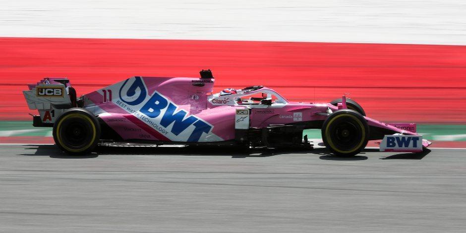 Checo Pérez arrancará sexto en el Gran Premio de Austria