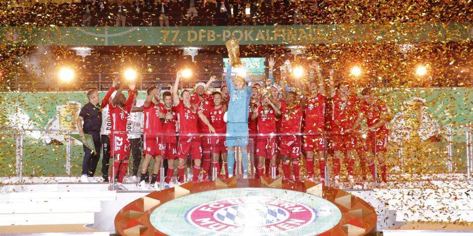 Bayern Múnich derrota al Leverkusen y se corona en la DFB Pokal