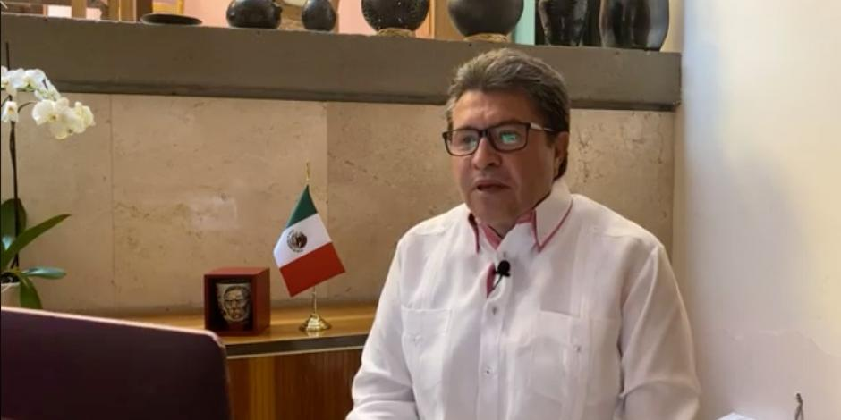 Morena, Ricardo Monreal