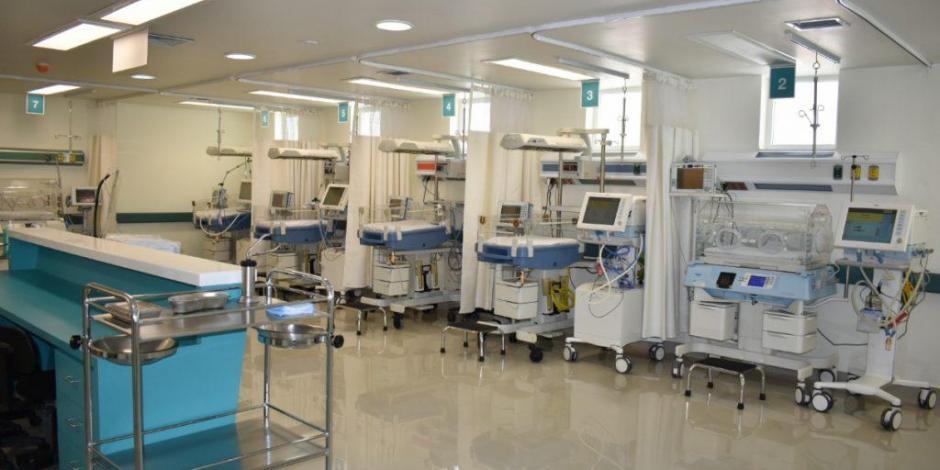 Imagen de archivo Hospital IMSS