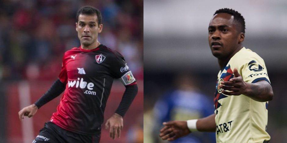 Rafa Márquez aprueba el fichaje de Renato Ibarra con el Atlas