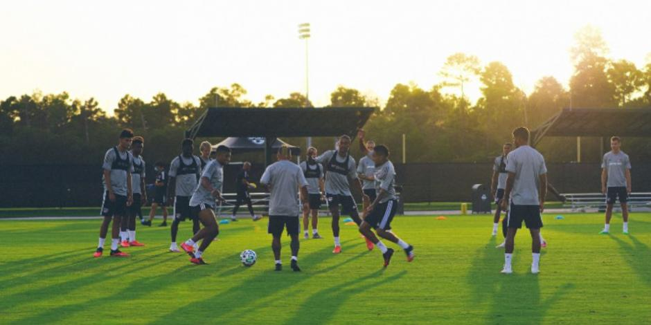 MLS Major League Soccer FC Dallas Torneo Orlando Florida