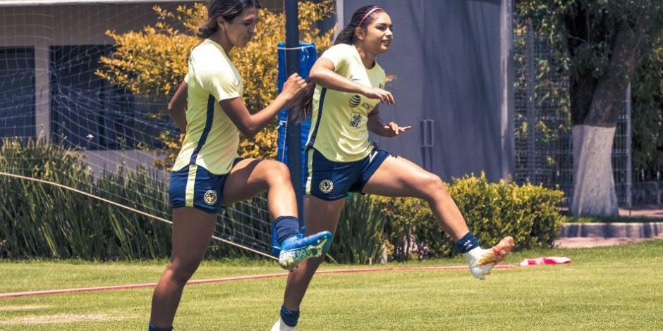 America Femenil Liga MX Apertura 2020 Futbol