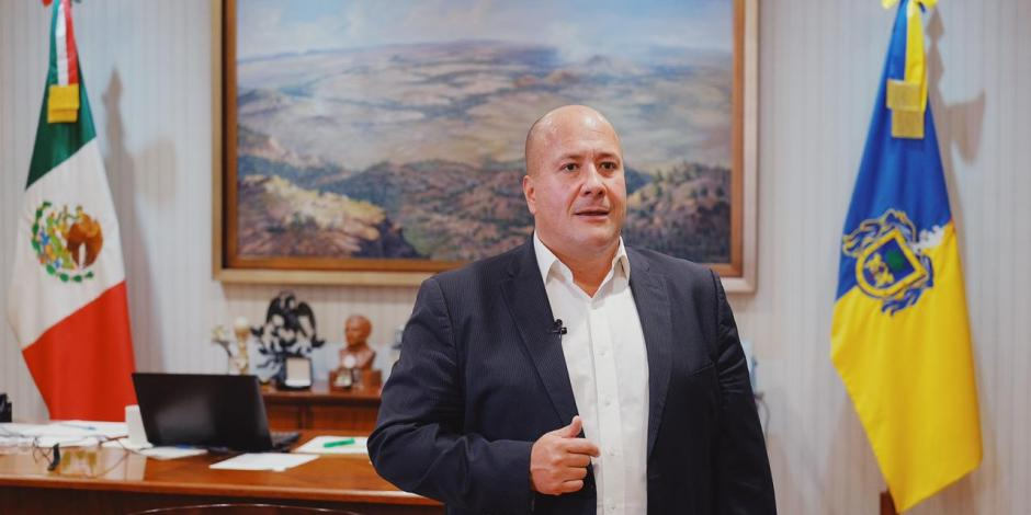 Enrique Alfaro