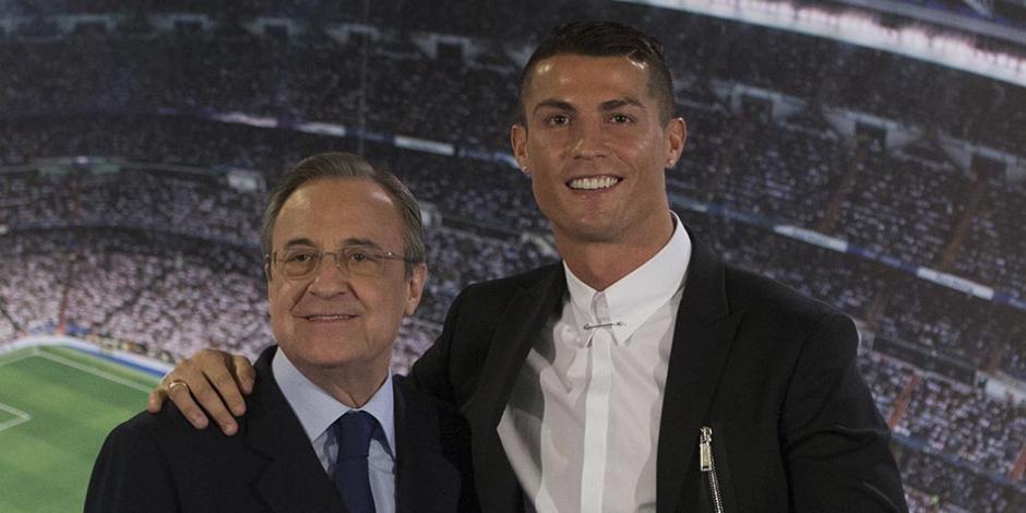 Real-Madrid-Florentino-Perez-Galactico-LaLiga-Espana-Mbappe-Cristiano-Ronaldo-Zidane