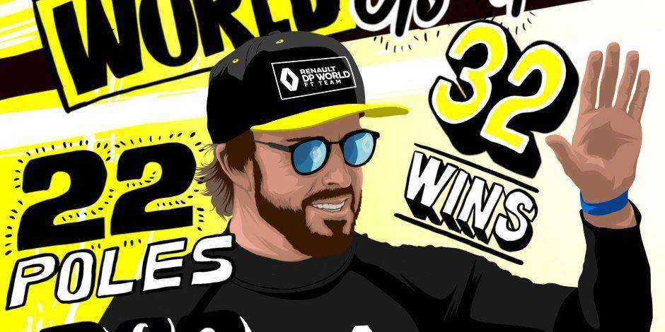 El mundo del deporte aplaude el regreso de Fernando Alonso a la Fórmula 1