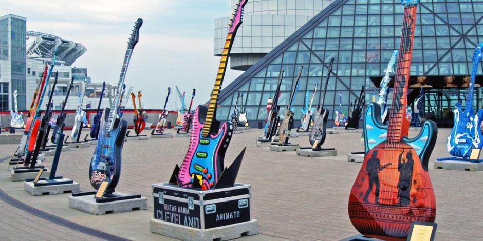 salon de la fama del rock