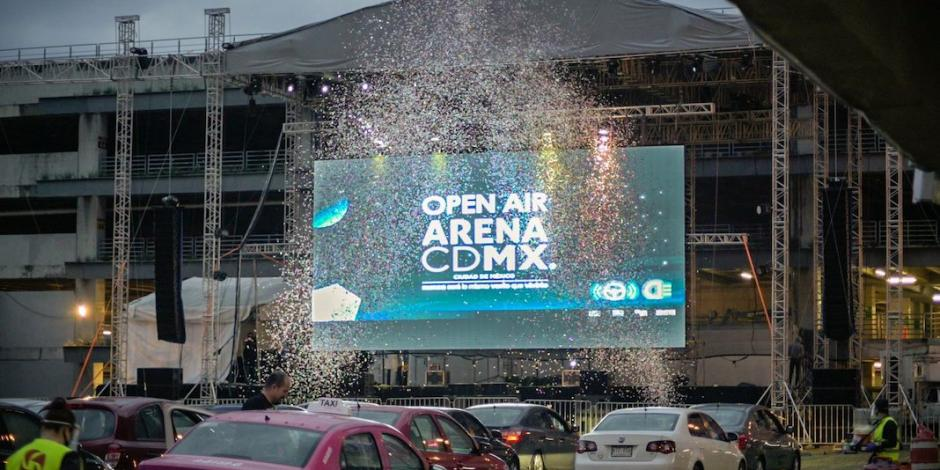 Arena CDMX