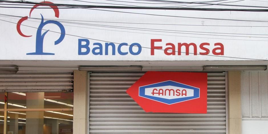 Banco Famsa-Capitulo 11
