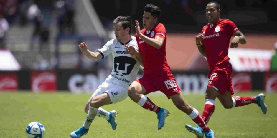 PUMAS vs TOLUCA: Dónde y cuándo ver en vivo, Copa por México, Jornada 3