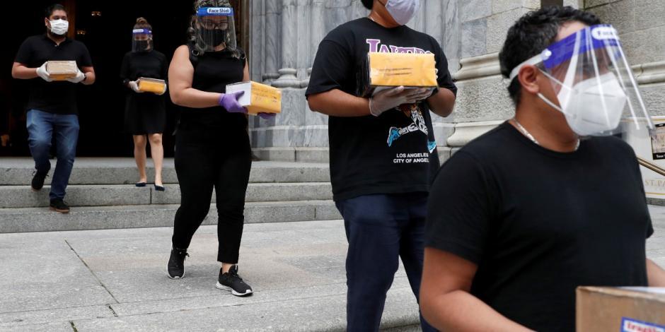 Mexicanos COVID-19 NY