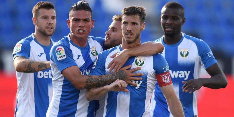 Leganes-Espana-LaLiga-Futbol-Soccer-Javier-Aguirre-Vasco-Valencia-Descenso