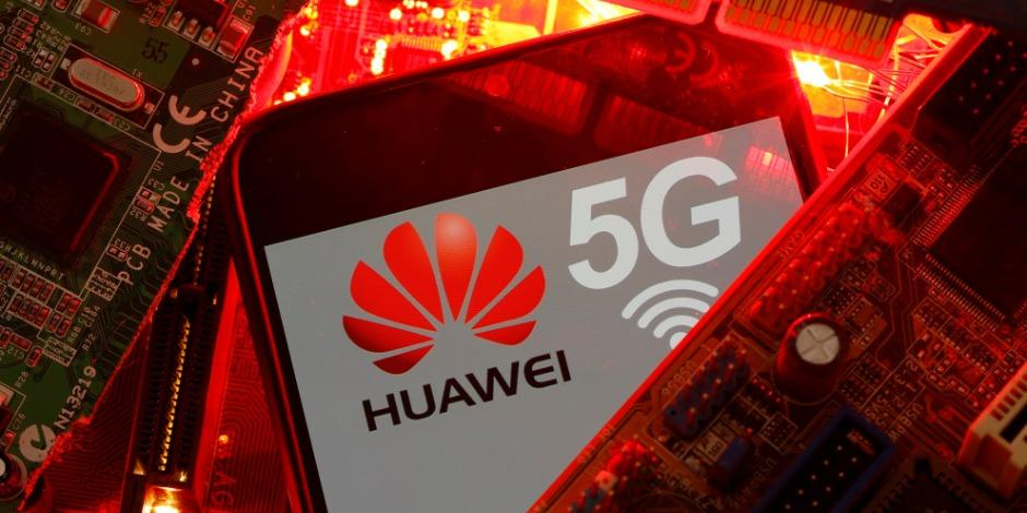 Huawei-Red 5G-Tecnología-Londres-Boris Johnson