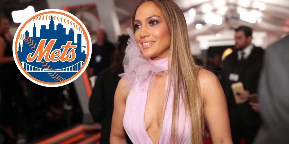 Jennifer López ofrece 1,700 millones de dólares para comprar a los Mets de Nueva York