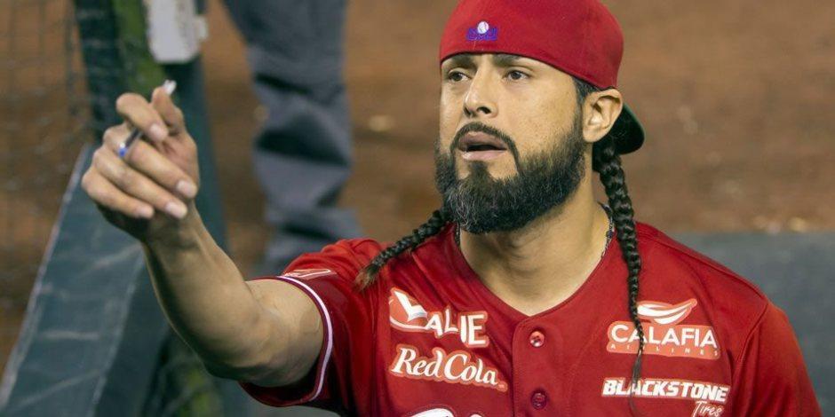 Detienen al lanzador de Saraperos, Sergio Mitre, por posesión de narcóticos