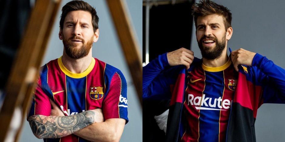 Barcelona presenta sus uniformes para la Temporada 2020-2021 (VIDEO)