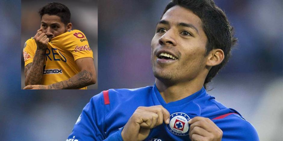 Javier-Aquino-Tigres-Cruz-Azul-Liga-MX-Espana-Villareal-Rayo-Vallecano