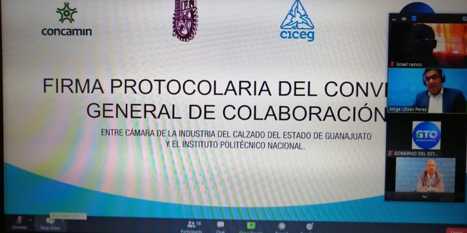 Convenio IPN CICEG
