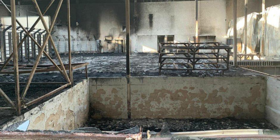 CODE Jalisco sufre terrible incendio que consume parte de las instalaciones