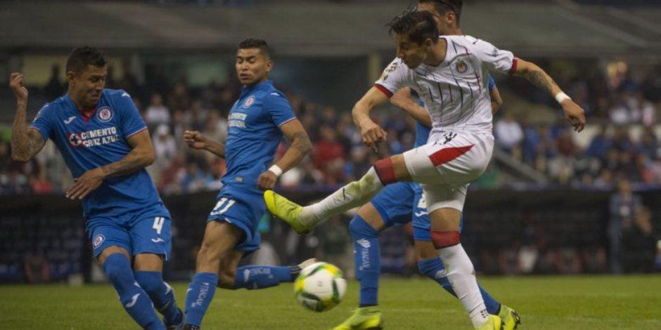 CRUZ AZUL vs CHIVAS: Dónde y cuándo ver en vivo, Final Copa por México