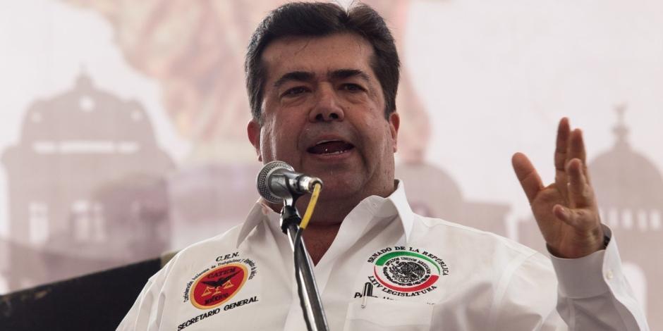 Pedro Haces-Morena-Festejo