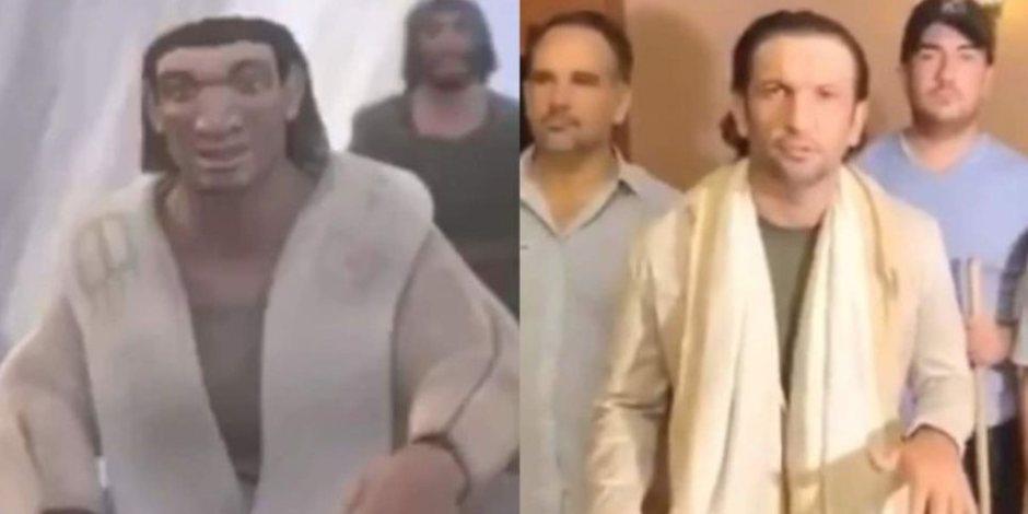 Kikín Fonseca hace parodia al estilo la Era del Hielo y se hace viral en Tik Tok (VIDEO)