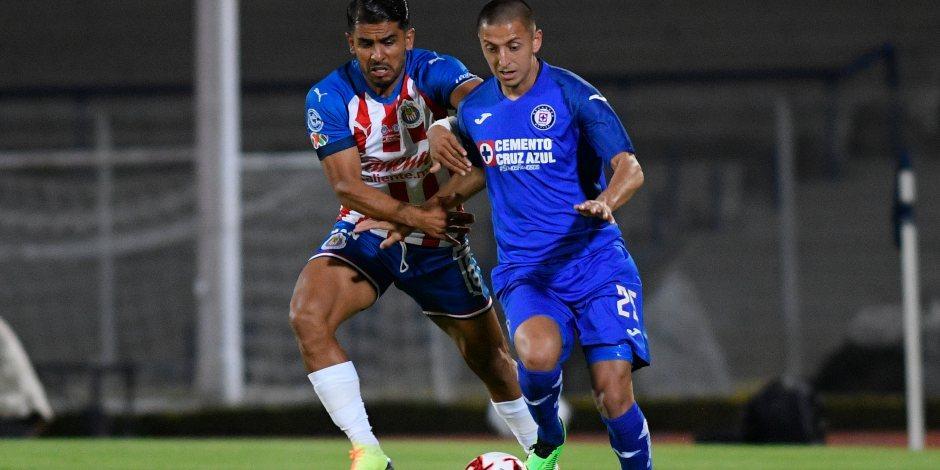 Con penalti en el agregado, Cruz Azul vence a Chivas y se corona en la Copa por México