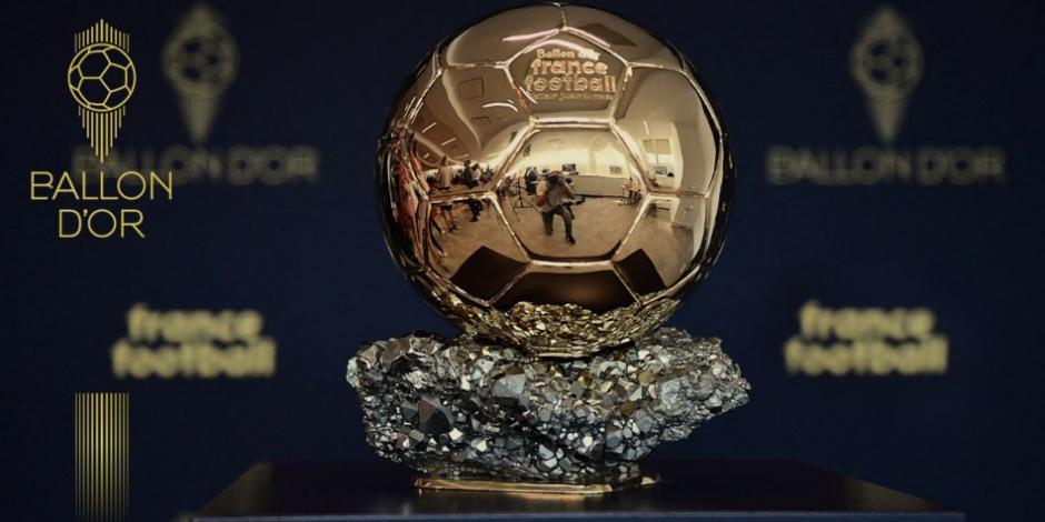 Balon de Oro France Football