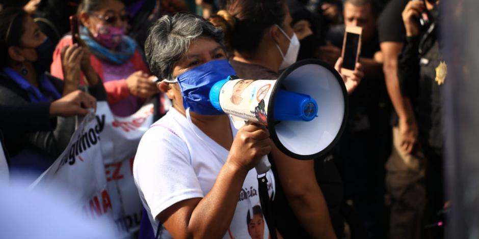 Protesta-feminicidios