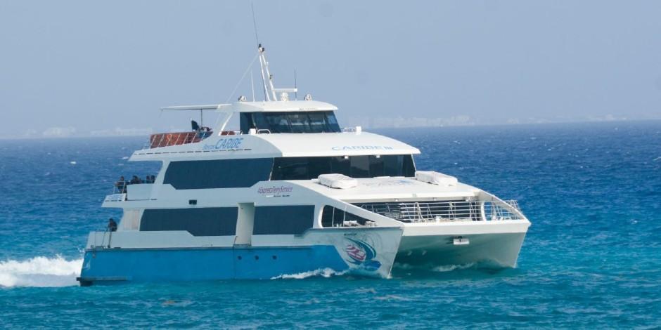 Ferries-Quintana Roo-Cofece