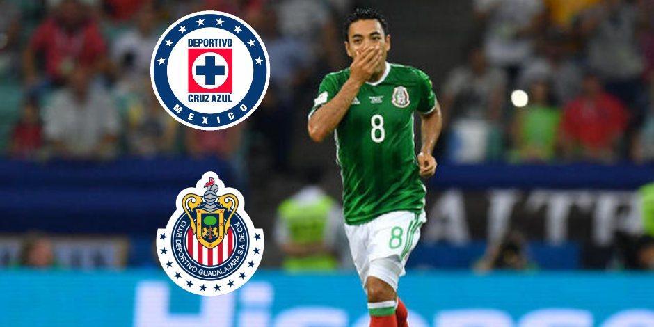 Marco Fabián confiesa que está en pláticas para regresar a México ¿con qué equipo?