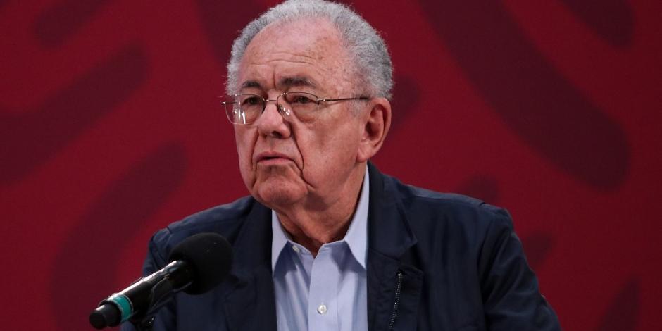 Javier Jiménez Espriú-SCT-AMLO-Andrés Manuel López Obrador