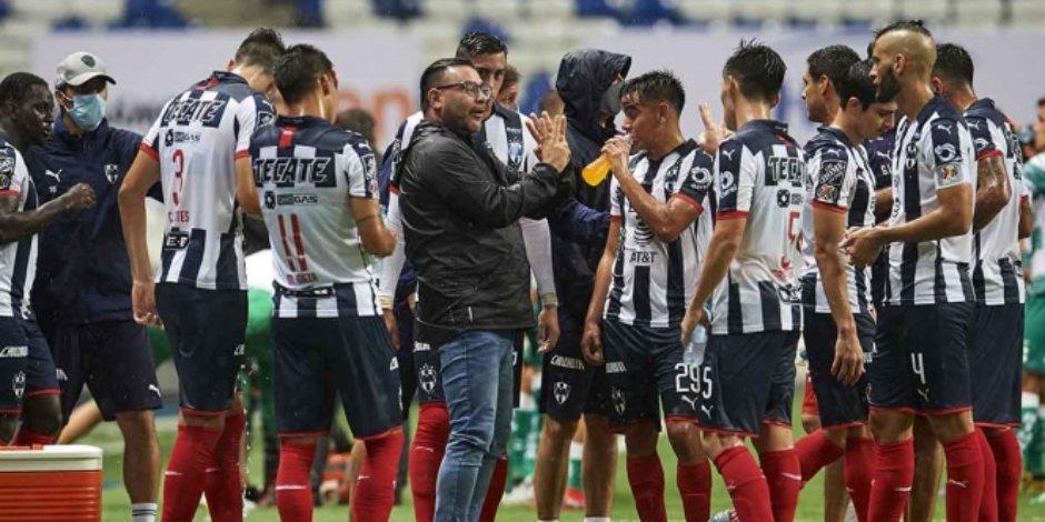 Posponen el partido de Monterrey ante Toluca por el huracán
