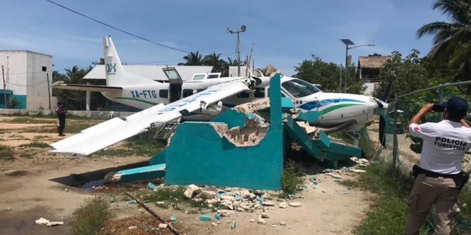 Avioneta-Holbox-Quintana Roo