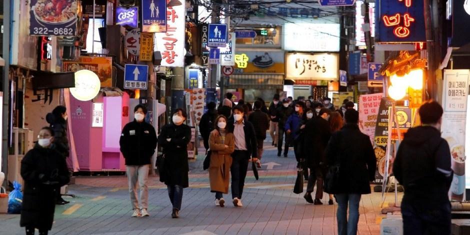 Corea del Sur-Reuters Coronavirus-Contagios