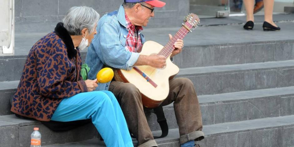 Personas en edad de retiro