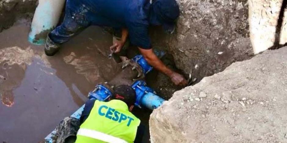 labores CESPT