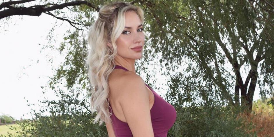 Paige-Spiranac-Golf